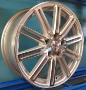 "NZ Wheels SH662. 7.0x17"", 5x114.30, ET35, ЦО 67,1 мм."