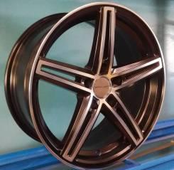 """Sakura Wheels 3180. 7.5x17"""", 5x114.30, ET35, ЦО 73,1мм."""