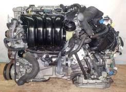 Двигатель в сборе. Toyota Voxy, ZRR70, ZRR70G, ZRR70W Toyota Noah, ZRR70, ZRR70G, ZRR70W Двигатель 3ZRFAE