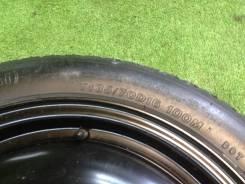 """Запасное колесо 5Х100 T135/70D16 100M Bridgestone. 7.0x16"""" 5x100.00 ET55 ЦО 56,1мм."""