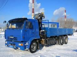 Камаз. с КМУ, 11 700 куб. см., 15 000 кг.
