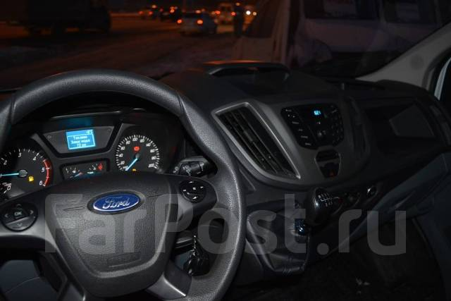 Ford Transit. , 2018г. в., 23 места