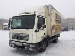 MAN TGL. Грузовой фургон изотермический 10.180, 4 580 куб. см., 4 700 кг.