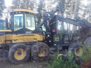 Eco Log. Форвардер 2012 ECO LOG 564 C, 12 000 кг.