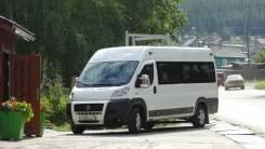 Fiat Ducato. Продам автобус в Иркутске, 2 200 куб. см., 17 мест