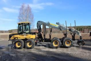 Eco Log 574C. Форвардер 2012 Eco Log 574 C, 14 000 кг.