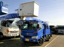 Toyota Dyna. Автовышка , 5 300 куб. см., 15 м. Под заказ