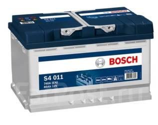 Bosch. 80А.ч., Обратная (левое), производство Европа