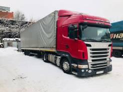 Scania R. Тягач Scania/Сканиа R 420 2012г рф, 12 000 куб. см., 35 000 кг.