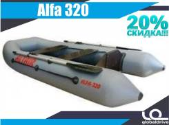 Altair Alfa. Год: 2018 год, длина 3,20м.