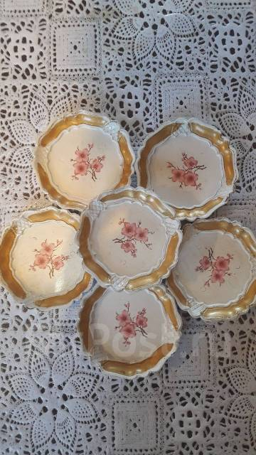 Флорентийские тарелочки. Оригинал