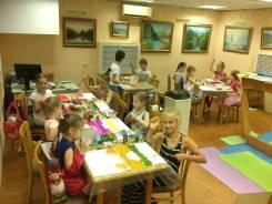"""Творческие мастер-классы в картинной галерее """"Вернисаж"""""""