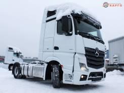 Mercedes-Benz Actros. Тягач 1845LS, 12 809 куб. см., 18 000 кг.