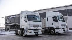 Renault Premium. Продается седельный тягач Рено Премиум 450 2009 г. в, 11 000 куб. см., 20 000 кг.