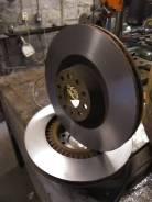 Проточка тормозных дисков. Перфорация и слотирование тормозных дисков.