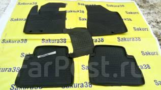 Коврик. Kia Sorento, XM Двигатели: D4HA, D4HB, G4KE, G4KJ, G6DC, G6DH, L6EA