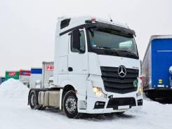 Mercedes-Benz Actros. Седельный тягач Mercedes Actros 1845 LS 2013 г/в, 12 809 куб. см., 18 000 кг.