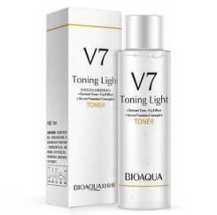 Bioaqua V7 Тонер для лица тонизирующий эффект + комплекс 7 витаминов