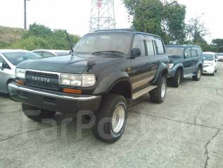 Toyota Land Cruiser. 1FZ
