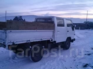 Toyota Dyna. Продам тоута дюна 89г бензин 3у двухкабиник, 1 998 куб. см., 1 250 кг.