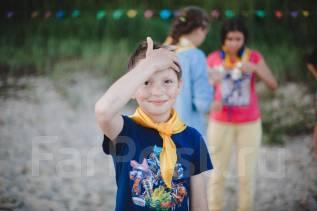 """Летние каникулы от ШТВ! Смена """"Таинственный остров"""". Детский лагерь!"""