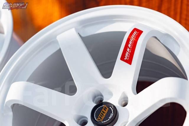 RAYS VOLK RACING TE37 SL. 10.0/11.0x18, 5x114.30, ET18/18, ЦО 73,1мм.