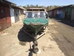 Воронеж. Год: 2006 год, длина 4,00м., двигатель подвесной, 40,00л.с., бензин