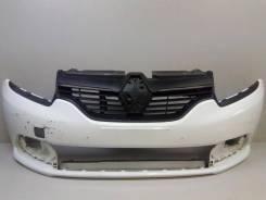 Бампер. Renault Logan, L8 Renault Sandero, 5S Двигатели: H4M, K4M, K7M, D4F. Под заказ
