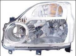 Фара. Nissan X-Trail, T31, T31R Двигатели: MR20DE, QR25DE