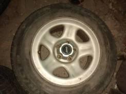 Jeep. 7.0x15, 5x114.30, ET0