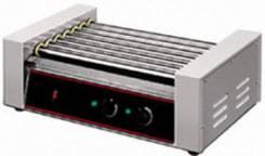 Гриль роликовый, 9 роликов, 2 зоны нагрева GASTRORAG HHD-09