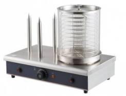 Мармит для сосисок и булочек, 0,70 кВт GASTRORAG HDW-03