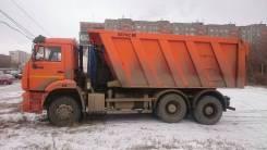 Камаз 6520. -43, 12 000 куб. см., 18 500 кг.