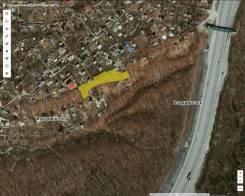 Участок под строительство дома или дачи в зоне Ж-4. Весенняя. 2 500 кв.м., собственность, электричество, вода, от агентства недвижимости (посредник)