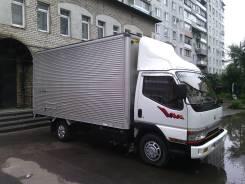 Грузоперевозки, переезды от 1 до 3000 кг. Будка 18 кубов.