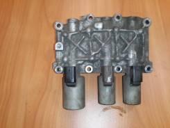Блок клапанов автоматической трансмиссии. Honda Jazz Honda City Honda Fit Aria, GD6, GD7 Honda Fit, GD1, GD2 Двигатели: L12A1, L12A3, L12A4, L13A1, L1...