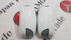 Зеркало заднего вида боковое. Mercedes-Benz E-Class, S210, W210 Двигатели: M111E20, M112E24, M112E26, M112E28, M112E32, M113E43, M113E55, M111E20EVOML...