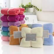 Подарок на 23 февраля. Японское полотенце. Скидка до 70%. Акция длится до 23 февраля