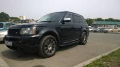 Land Rover Range Rover Sport. ПТС рендж ровер спорт 2006 г.