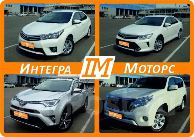 Акция до 28.02.18! Прокат авто во Владивостоке по Минимальному Тарифу!