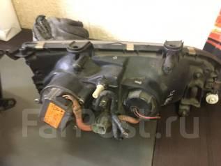 Фара. Nissan Primera, HNP11, WQP11, WHP11, QP11, HP11, WP11, P11E, P11, FHP11, WHNP11 Двигатели: SR20DE, QG18DD, QG18DE, CD20T, CD20, SR18DE, GA16DE...