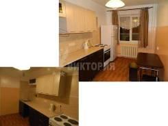 3-комнатная, улица Анны Щетининой 22. Снеговая падь, агентство, 70 кв.м. Кухня