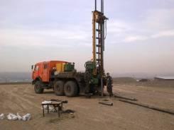 Геомаш ПБУ-2. Продаётся буровая установка, 3 000 куб. см., 10 000 кг.