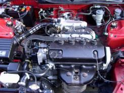 Контрактный двигатель Honda D15B2. Отправка