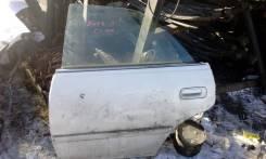 Дверь задняя левая на Toyota Mark2 gx100