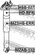 ПЫЛЬНИК ЗАДНЕГО АМОРТИЗАТОРА MAZDA CX-7 ER 2006-2012 F MZSHBERR Febest MZSHB-ERR