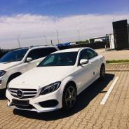 Mercedes-Benz C-Class. автомат, задний, 1.6 (150 л.с.), бензин, 10 000 тыс. км
