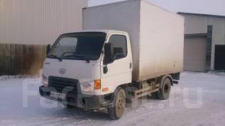 Hyundai HD72. Продается Hyundai HD 72 Изотермический фургон 2007 г в Екатеринбурге, 3 300 куб. см., 4 255 кг.