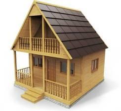 """Дачные домики по минимальным ценам от компании """"ДальСтрой"""""""