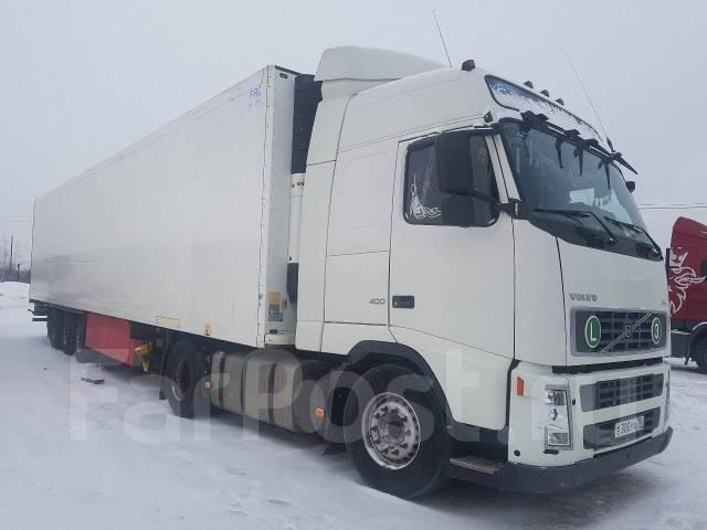 Volvo FH13. Volvo fh, 18 000кг., 4x2